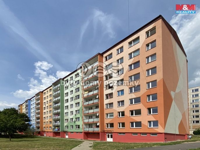 Prodej, Byt 3+1, 68 m², Krupka, Dukelských hrdinů