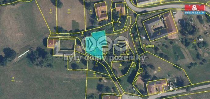 Prodej, Pozemek k bydlení, 876 m², Luková