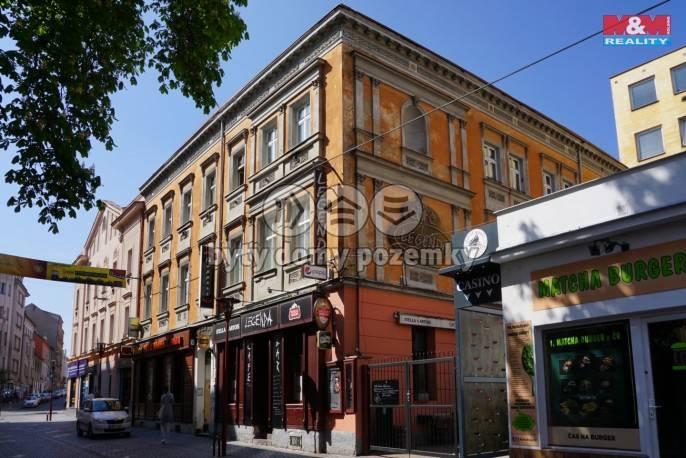 Pronájem, Restaurace, stravování, 129 m², Plzeň, Martinská