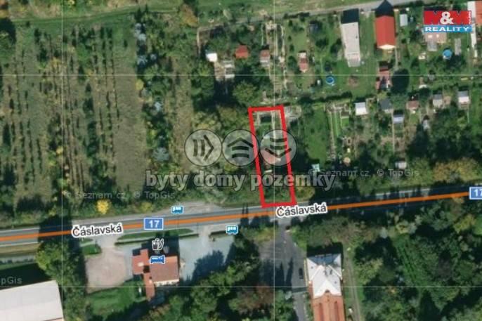 Prodej, Zahrada, 477 m², Chrudim
