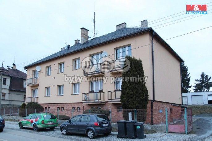 Prodej, Byt 3+1, 60 m², Rovensko pod Troskami, Tyršova