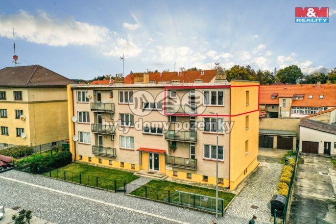 Prodej, Byt 3+1, 77 m², Blatná, Smetanova