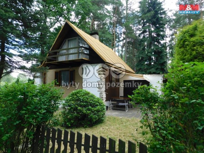 Prodej, Chata, 45 m², Řevničov, Zahradní