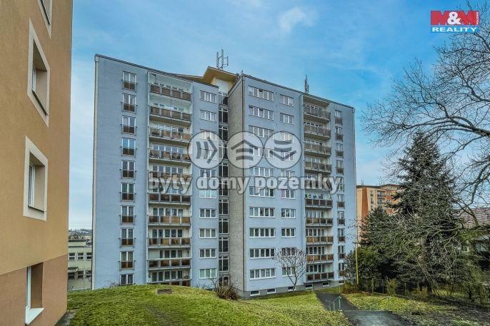 Prodej, Byt 3+kk, 60 m², Příbram, Riegrova
