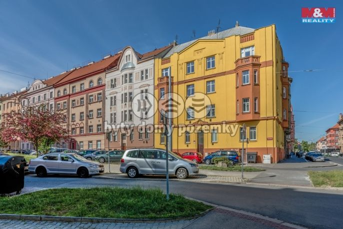 Pronájem, Byt 3+kk, 66 m², Plzeň, Vrchlického