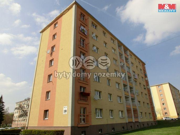 Prodej, Byt 2+1, 54 m², Most, Jaroslava Vrchlického