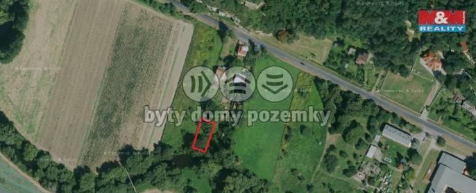 Prodej, Zahrada, 535 m², Plzeň, V Radčicích