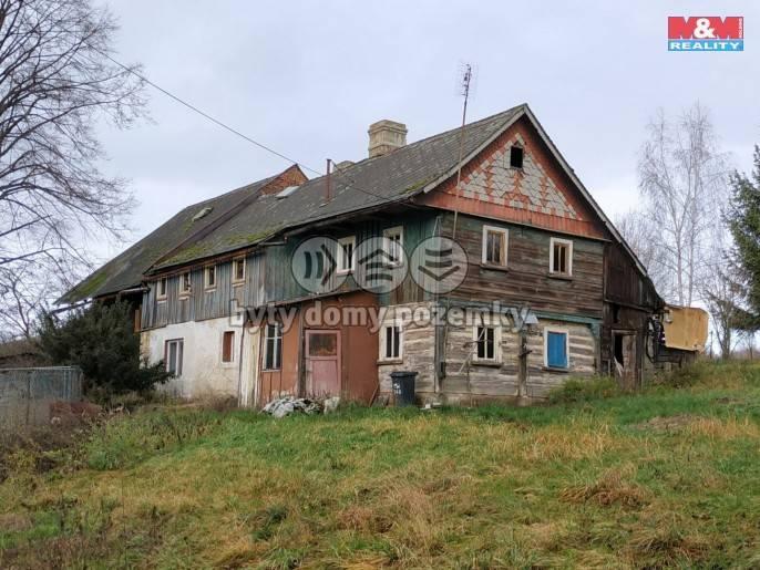 Prodej, Chalupa, 1273 m², Zákupy