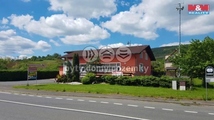 Prodej, Hotel, penzion, 713 m², Vrhaveč