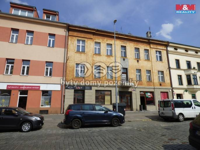Pronájem, Byt 1+1, 45 m², Praha, Branická