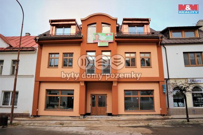 Pronájem, Obchodní objekt, 74 m², Žďár nad Sázavou