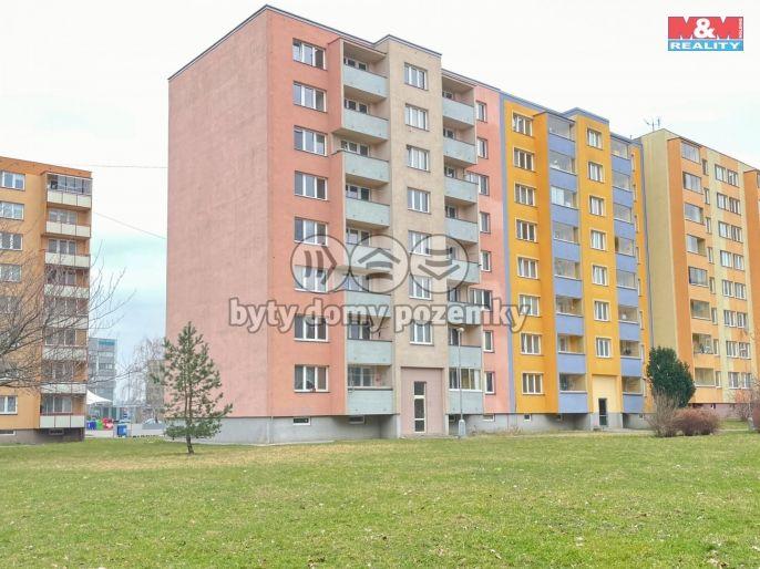 Prodej, Byt 1+kk, 28 m², Ostrava, Josefa Brabce