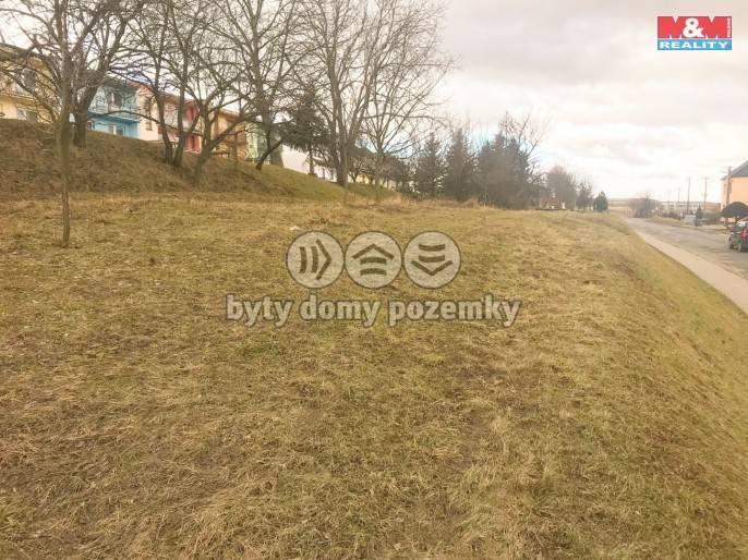 Prodej, Stavební parcela, 1210 m², Domanín