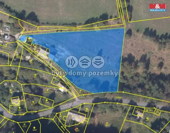 Prodej, Louka, 5824 m², Jindřichov