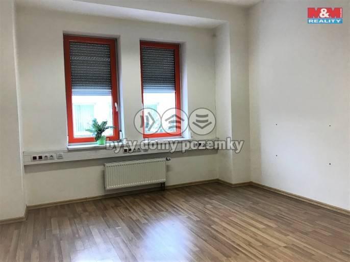 Pronájem, Kancelářský prostor, 77 m², Zlín