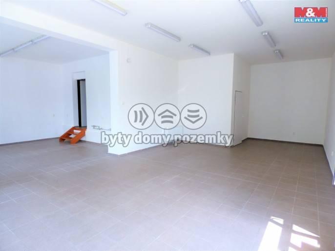 Pronájem, Obchod a služby, 221 m², Benešov, Černoleská