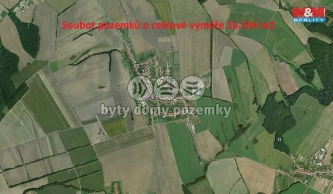 Prodej, Pole, 16594 m², Bánov