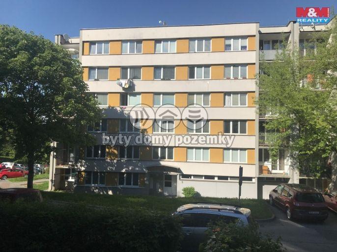Pronájem, Byt 2+1, 58 m², Český Krumlov, Sídliště Plešivec