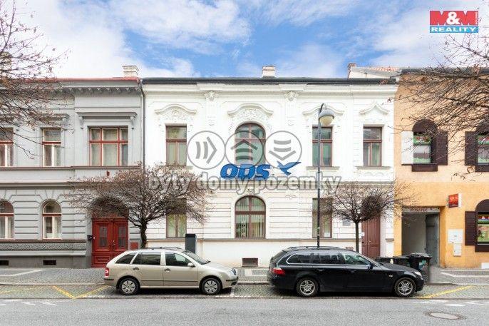 Pronájem, Kancelářský prostor, 239 m², Pardubice