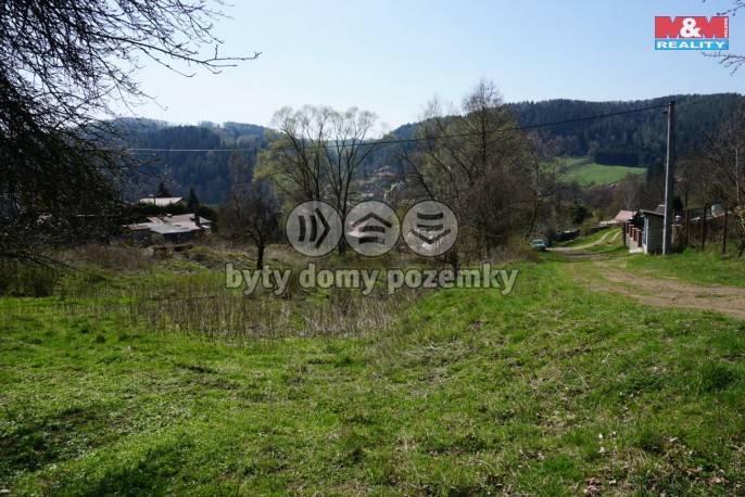 Prodej, Stavební parcela, 2160 m², Teplička