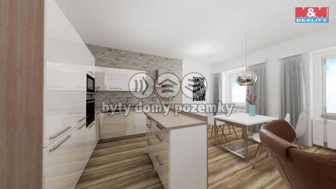 Prodej, Byt 3+1, 90 m², Plzeň, Dobrovského
