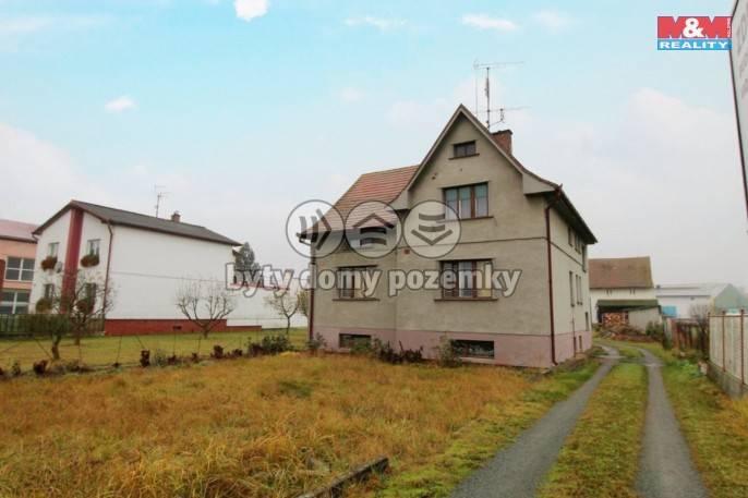 Pronájem, Nájemní dům, 200 m², Staňkov, Plzeňská