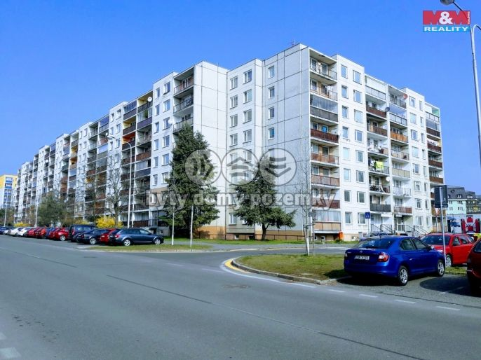 Prodej, Byt 3+1, 80 m², Mladá Boleslav, Jana Palacha