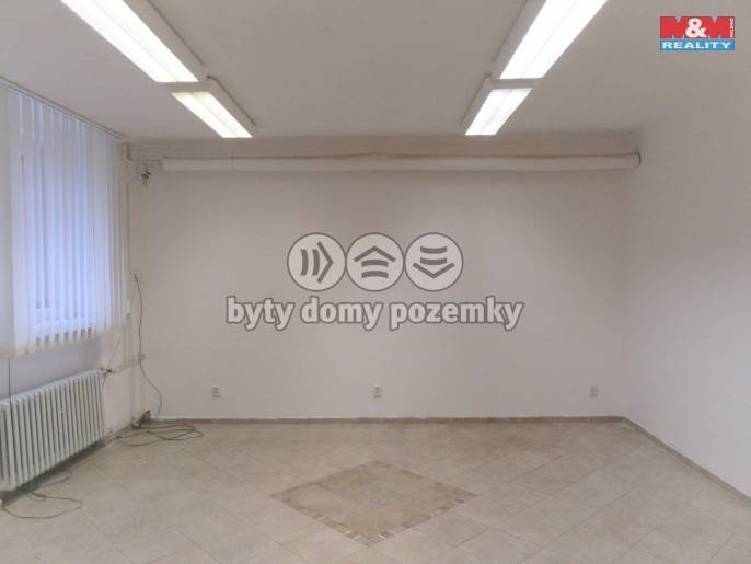 Pronájem, Obchodní objekt, 60 m², Cheb, Hradební