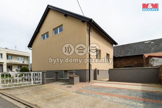 Prodej, rodinný dům, 200 m², Bolatice