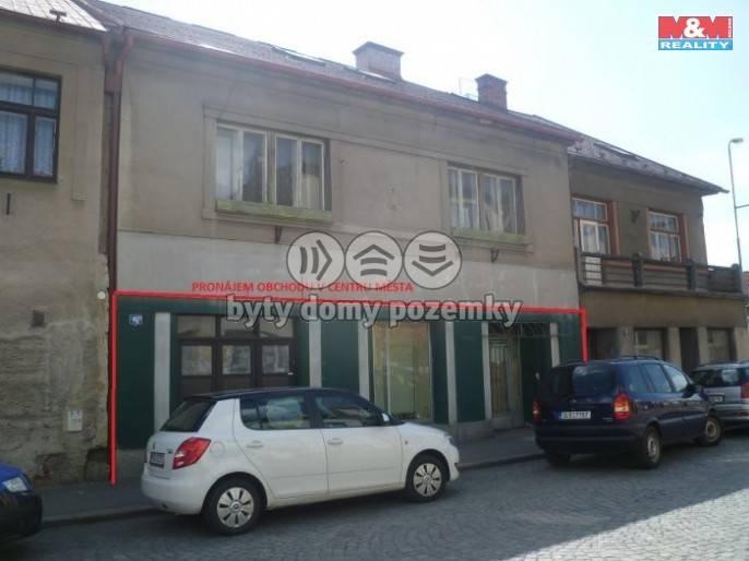 Pronájem, Obchod a služby, 70 m², Hořice