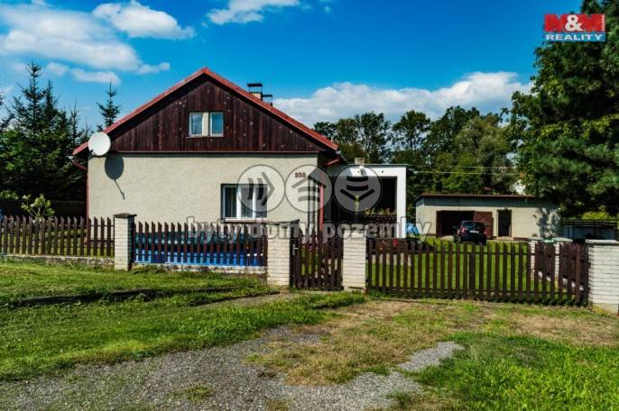 Prodej, Rodinný dům, 180 m², Horní Bludovice