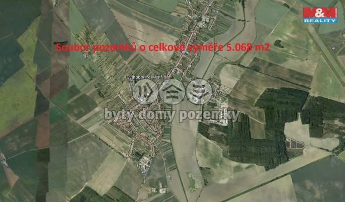 Prodej, Pole, 5068 m², Svatobořice-Mistřín