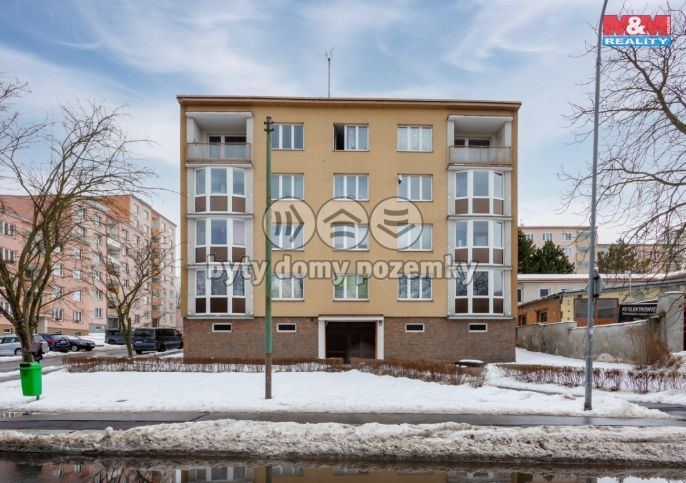 Prodej bytu 2+1, 60 m², Karlovy Vary, ul.