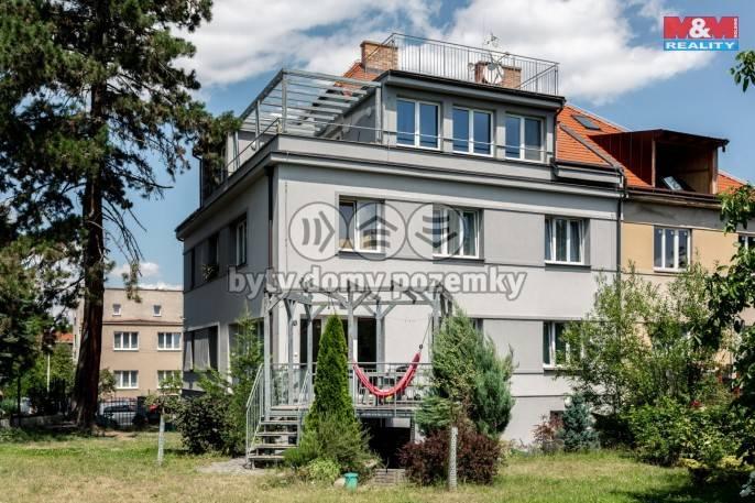 Pronájem, Byt 4+kk, 167 m², Praha, Nad lesem