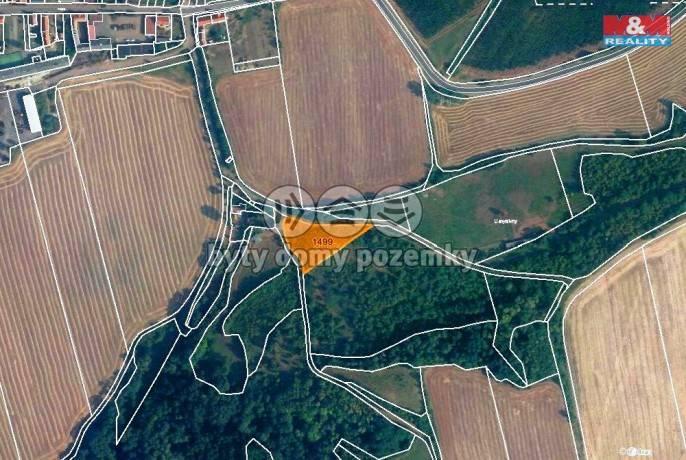 Prodej, Louka, 2858 m², Blšany