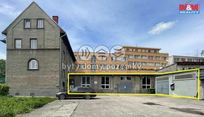 Pronájem, Sklad, 300 m², Ostrava, Sokolská třída