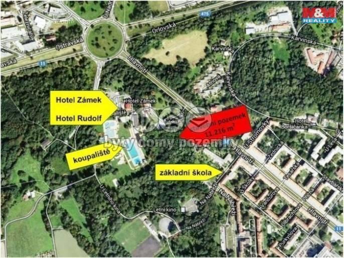 Prodej, Provozní plocha, 11216 m², Havířov, K Zámečku