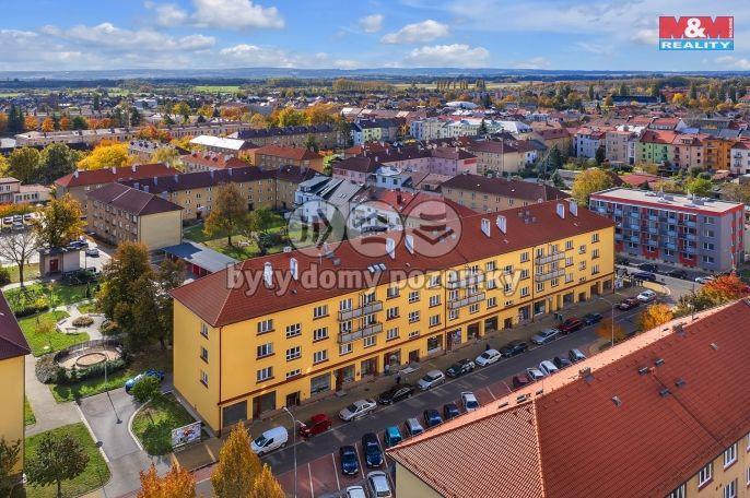 Prodej, Byt 1+1, 37 m², Pardubice, Devotyho