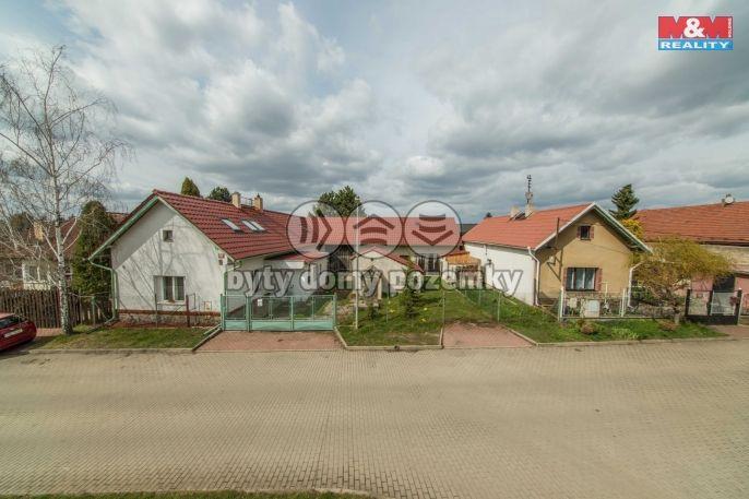Prodej, Rodinný dům, 175 m², Praha, Zadní