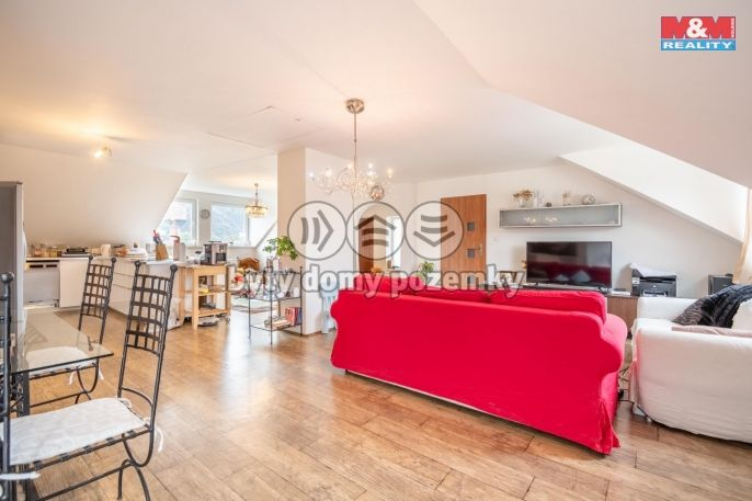 Prodej, Byt 5+kk, 189 m², Libčice nad Vltavou, Letecká