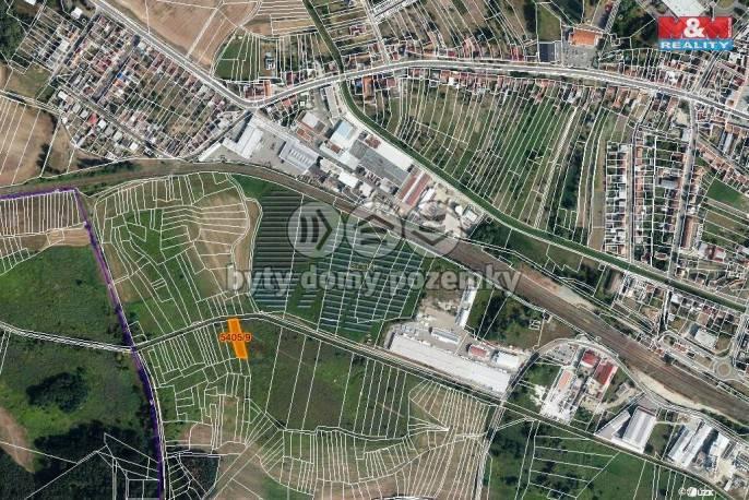 Prodej, Pole, 1106 m², Bzenec