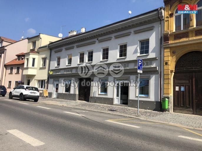Pronájem, Byt 3+kk, 68 m², Slaný, Třebízského