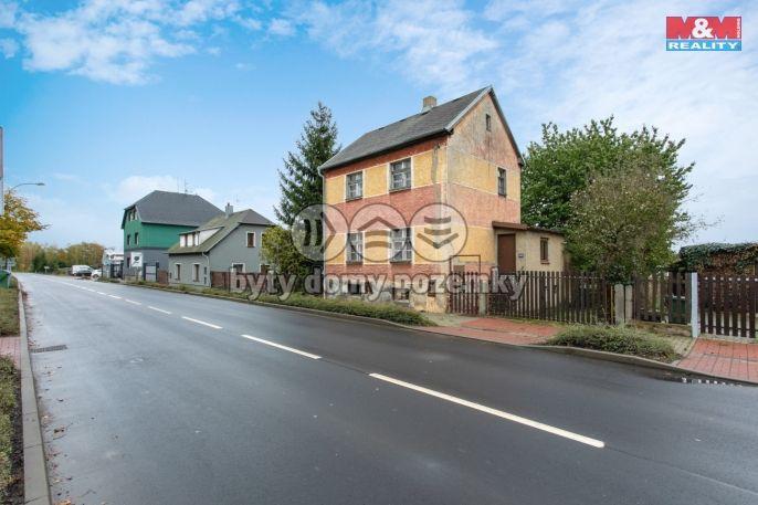 Prodej, Rodinný dům, 423 m², Chodov, Nejdecká
