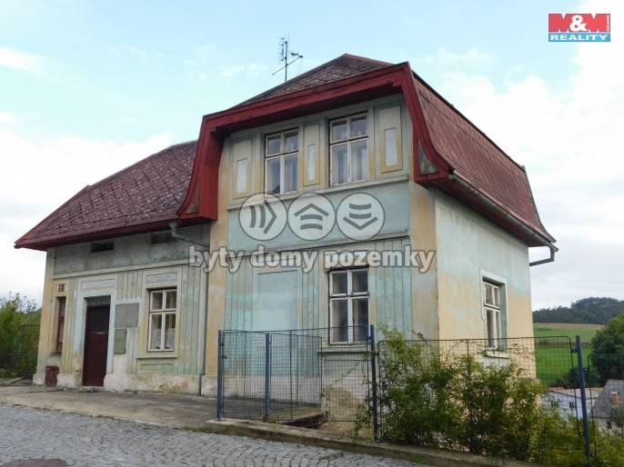 Prodej, Rodinný dům, 527 m², Český Dub, U Školy