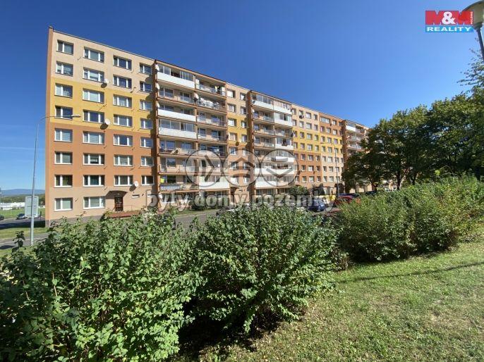 Prodej, Byt 1+kk, 27 m², Most, U Stadionu