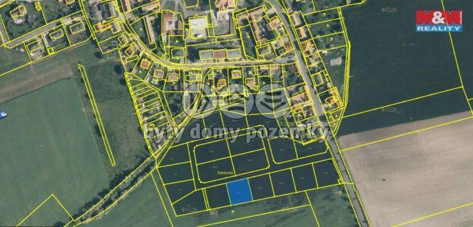 Prodej, Pozemek k bydlení, 939 m², Žižice
