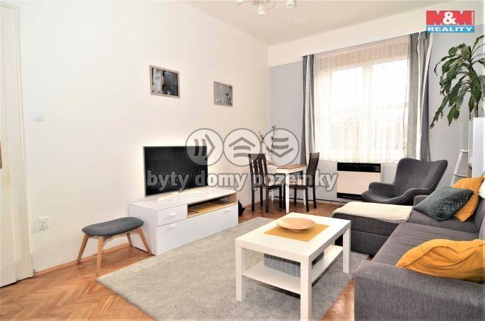 Prodej, Byt 2+kk, 51 m², Praha, U Svépomoci