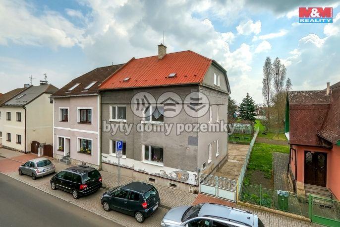 Prodej, Rodinný dům, 427 m², Jirkov, Žižkova