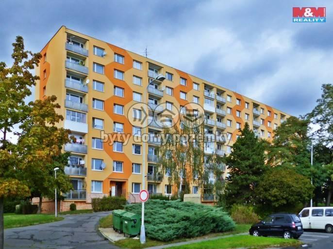 Prodej, Byt 1+1, 36 m², Chomutov, Jirkovská