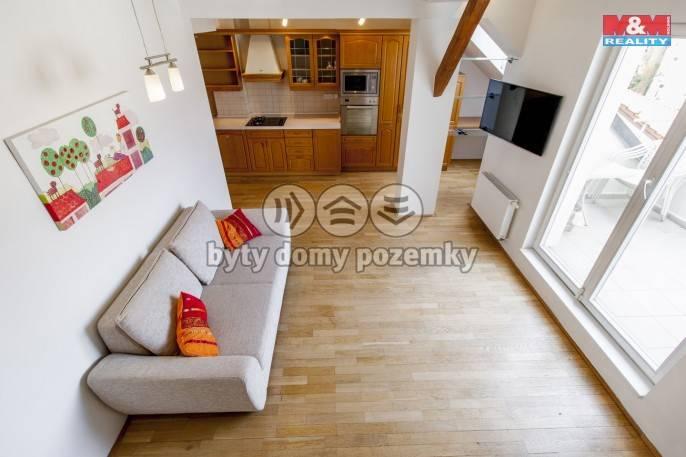 Pronájem, Byt 3+kk, 139 m², Praha, Zborovská
